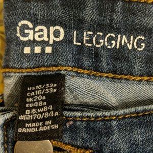Gap Leggings, Skinny Jeans